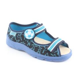 Încălțăminte pentru copii Befado 869Y130 albastru albastru marin 2