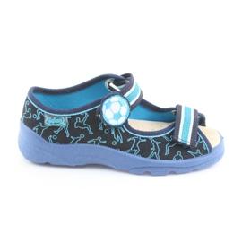 Încălțăminte pentru copii Befado 869Y130 albastru albastru marin 1