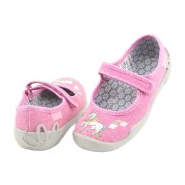Încălțăminte pentru copii Befado 114X330 roz 5