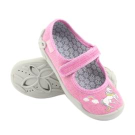 Încălțăminte pentru copii Befado 114X330 roz 3