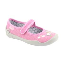 Încălțăminte pentru copii Befado 114X330 roz 1