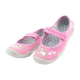 Încălțăminte pentru copii Befado 114X330 roz 4