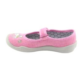 Încălțăminte pentru copii Befado 114X330 roz 2