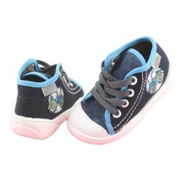 Încălțăminte pentru copii Befado 218P057 albastru marin albastru 4