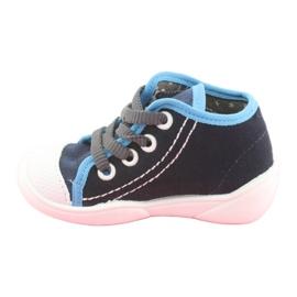 Încălțăminte pentru copii Befado 218P057 albastru marin albastru 2