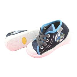 Încălțăminte pentru copii Befado 218P057 albastru marin albastru 5