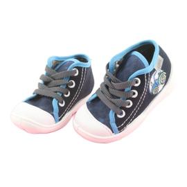 Încălțăminte pentru copii Befado 218P057 albastru marin albastru 3