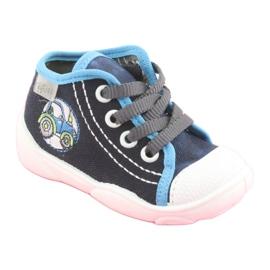 Încălțăminte pentru copii Befado 218P057 albastru marin albastru 1
