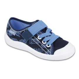 Încălțăminte pentru copii Befado 251X118 albastru marin albastru 1