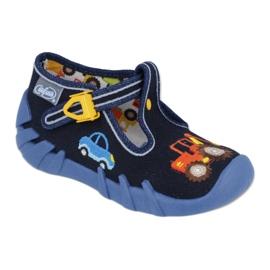 Încălțăminte pentru copii Befado 110P347 albastru marin multicolor 1