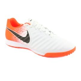 Pantofi de fotbal Nike Tiempo LegendX 7 Academy Tf M AH7243-118 alb 1