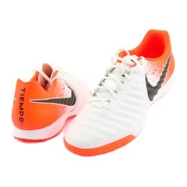 Pantofi de fotbal Nike Tiempo LegendX 7 Academy Tf M AH7243-118 alb 3
