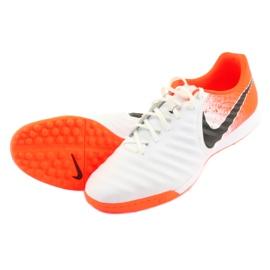 Pantofi de fotbal Nike Tiempo LegendX 7 Academy Tf M AH7243-118 alb 4