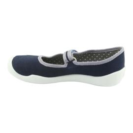 Pantofi pentru copii Befado bleumarin 114Y317 albastru marin 2