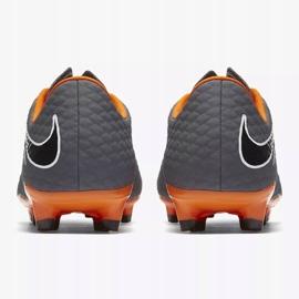 Pantofi de fotbal Nike Hypervenom Phantom 3 Academy Fg M AH7271-081 gri gri 1