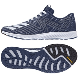 Pantofi de alergat adidas Aerobounce Pr W CG4647 bleumarin 2