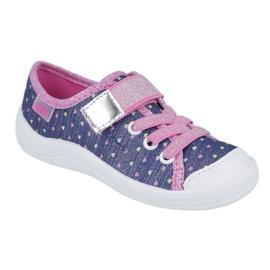 Încălțăminte pentru copii Befado 251X135 albastru roz multicolor 1