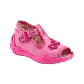 Papuci Befado 213P109 roz 1