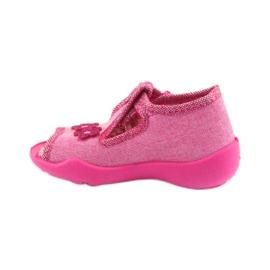 Papuci Befado 213P109 roz 2