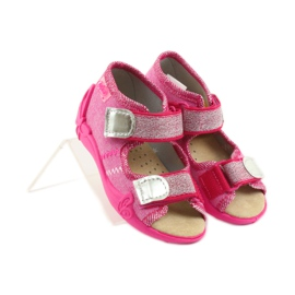 Pantofi pentru copii Befado 342P001 roz 4