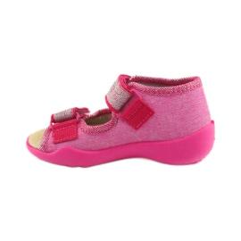 Pantofi pentru copii Befado 342P001 roz 2