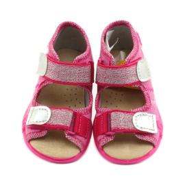 Pantofi pentru copii Befado 342P001 roz 3