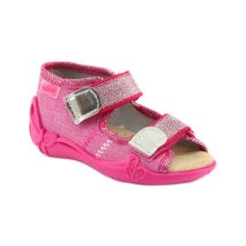 Pantofi pentru copii Befado 342P001 roz 1