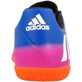 Adidas Messi 16.3 În pantofi de interior M BA9018 albastru albastru 2
