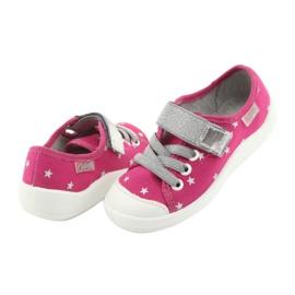 Încălțăminte pentru copii Befado 251X106 roz gri 3