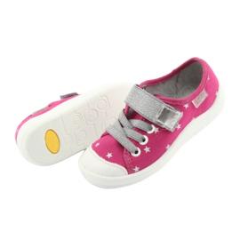 Încălțăminte pentru copii Befado 251X106 roz gri 4