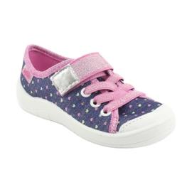 Încălțăminte pentru copii Befado 251X135 albastru roz multicolor 2