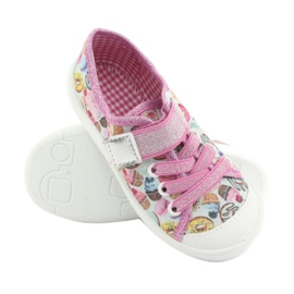 Încălțăminte pentru copii Befado 251X134 roz multicolor 4