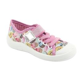 Încălțăminte pentru copii Befado 251X134 roz multicolor 2