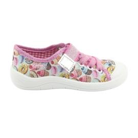Încălțăminte pentru copii Befado 251X134 roz multicolor 1