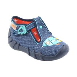 Încălțăminte pentru copii Befado 110P356 albastru marin albastru 1