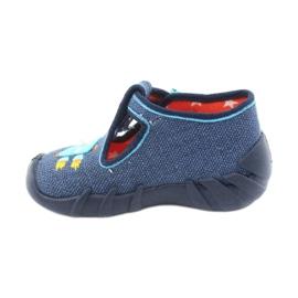 Încălțăminte pentru copii Befado 110P356 albastru marin albastru 2
