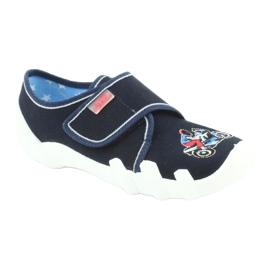 Încălțăminte pentru copii Befado 273Y255 albastru marin 1