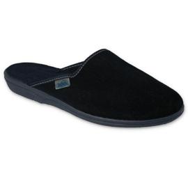 Pantofi pentru tineret Befado 201Q033 albastru marin 1