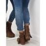 Pantofi femei bruni 4169 Khaki imagine 4