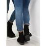 Pantofi pentru femei negru 4169 Negru 4