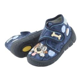 Încălțăminte pentru copii Befado 529P106 albastru marin albastru 5