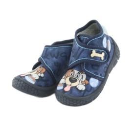 Încălțăminte pentru copii Befado 529P106 albastru marin albastru 3