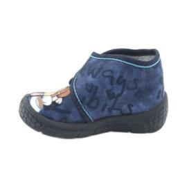 Încălțăminte pentru copii Befado 529P106 albastru marin albastru 2