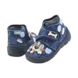 Încălțăminte pentru copii Befado 529P106 albastru marin albastru 4