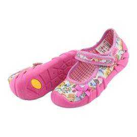 Încălțăminte pentru copii Befado 109P191 roz multicolor 6