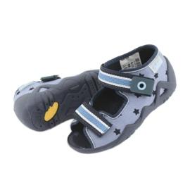 Pantofi pentru copii albastru Befado 250P079 4