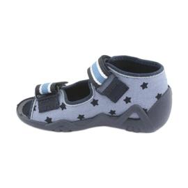 Pantofi pentru copii albastru Befado 250P079 2