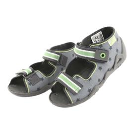 Befado galben pantofi pentru copii 250P086 4