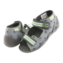 Befado galben pantofi pentru copii 250P086 5