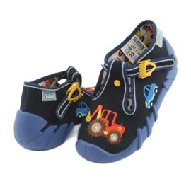 Încălțăminte pentru copii Befado 110P347 albastru marin multicolor 4